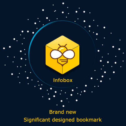 Maxthon Mx5 Infobox feature supports bookmarking from all platforms