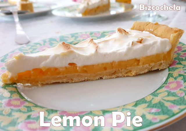 Lemon Pie: Tarta De Limón
