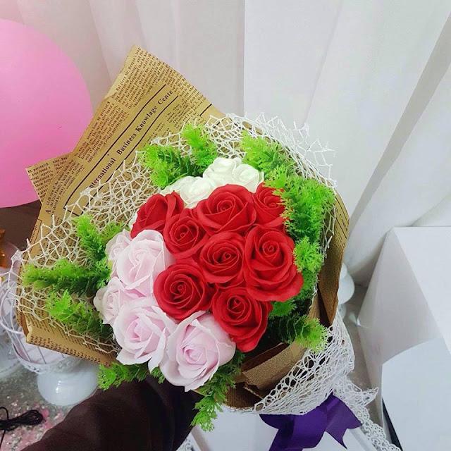Giay goi hoa o Ung Hoa