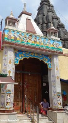 गया विष्णुपद मंदिर के दर्शन - Vishnupad Temple Gaya