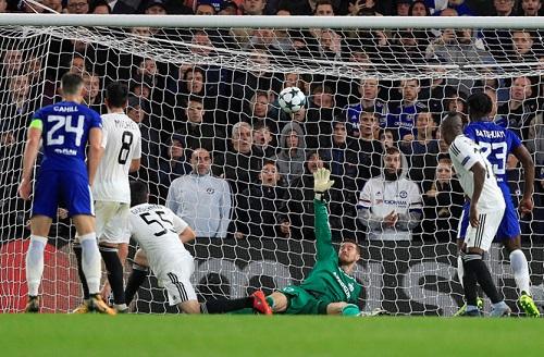 Chelsea đã đè bẹp Qarabag bằng chiến thắng đậm 6-0