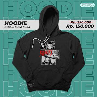 Mockup Hoodie Desain Suka-Suka