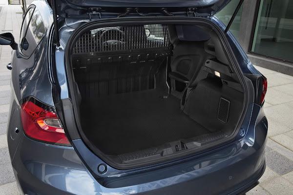 Ford Fiesta 2022 Van