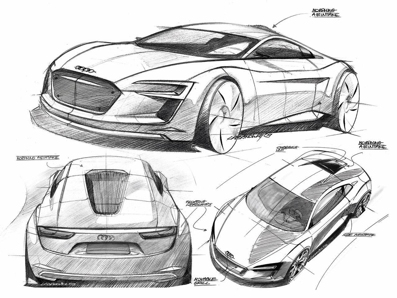 Sketch design. Il sapore unico del disegno a mano libera