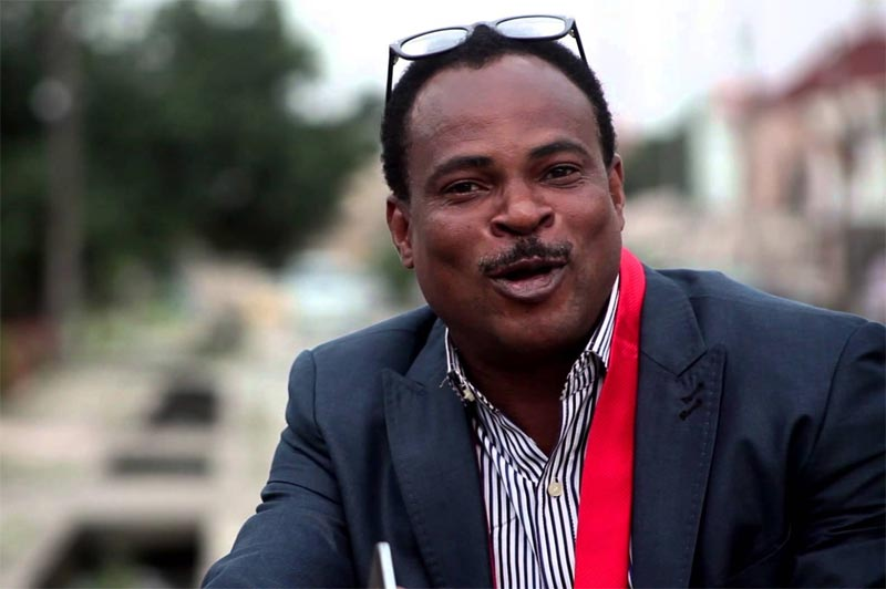 Nollywood movie director Fred Amata's N4m Lexus SUV snatched at gunpoint