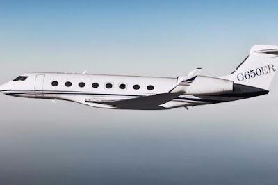 Το αεροσκάφος των 60 εκατομμυρίων ευρώ που αναπτύσσει ταχύτητα 9 φορές μεγαλύτερη από του ήχου
