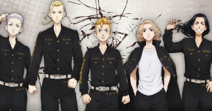 Tokyo Revengers Episode 04 - 12 (Uncensored) Subtitle Indonesia