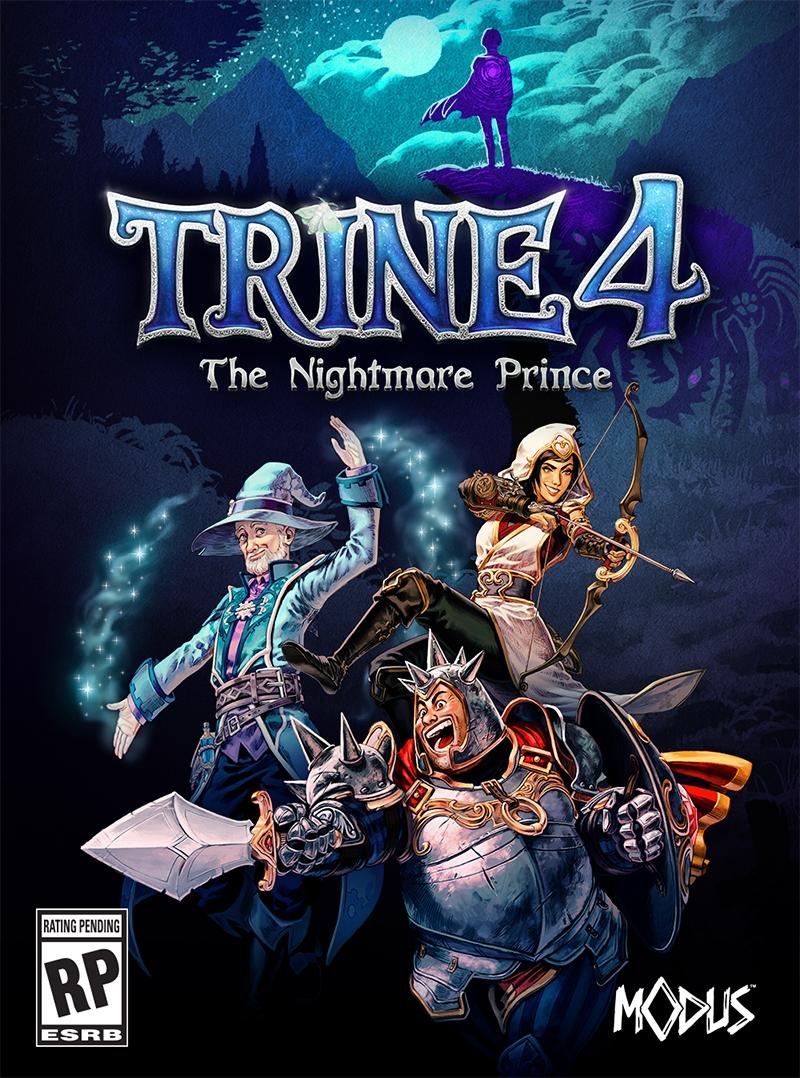 Trine 4 The Nightmare Prince Torrent (PC)