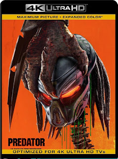 El Depredador (2018) 4K 2160p UHD [HDR] Latino [GoogleDrive]