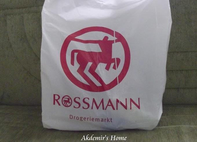 Rossmann Alışverişim... ( Alışveriş günlükleri # 3 )