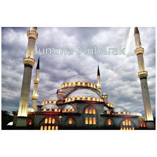 jummah mubarak images