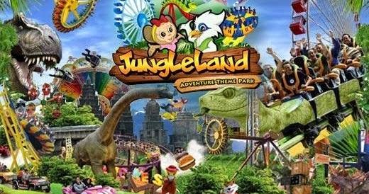 Paket Wisata Edukasi Jungle Land ~ Patriot Indah Wisata