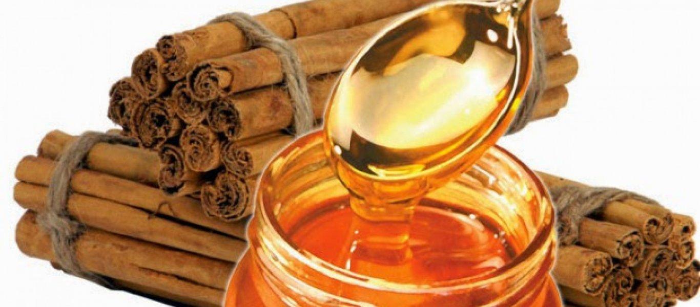 Μέλι και Κανέλα: Ένας συνδυασμός με πολλά οφέλη για την υγεία!