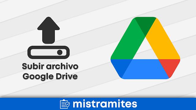 Como subir un archivo a google drive en una carpeta compartida