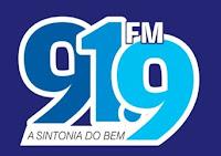 Rádio 91 FM 91,9 de Natal - Rio Grande do Norte