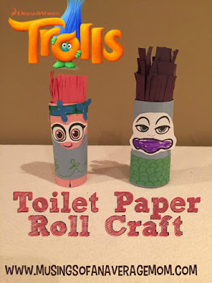 Trolls craft