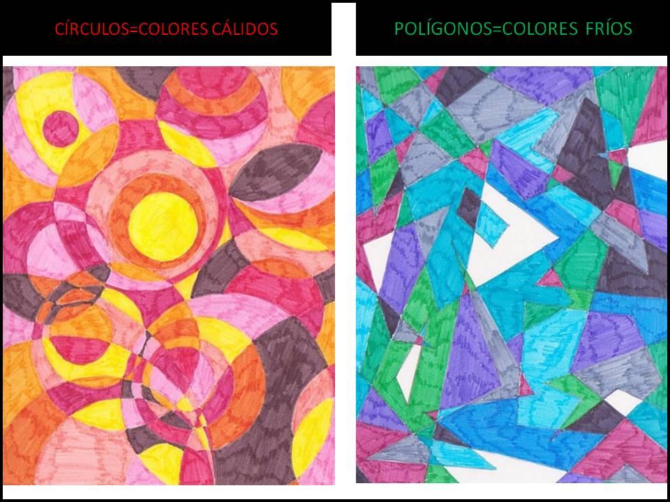 Cosas de ni os para la escuela clasificaci n de los - Gama de colores calidos ...