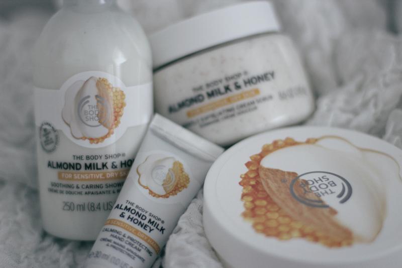 THE BODY SHOP- Beauty-Body-Care-Pflege-Almond Milk-Honey-Milk and Honey-Körperpflege-Body Shop-Beautyblog-Fashionblog-Modeblog-Blogger-Inspiration-Lauralamode