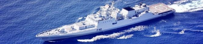 Russia To Offer India To Modernize Talwar-Class Guided Missile Frigates