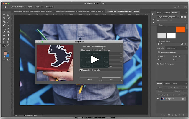 How to download, Install and Activate Adobe Photoshop CC 2018 in Urdu or Hindi Language