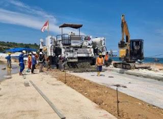 Pemprov Sultra Rehab 6 Ruas Jalan Provinsi Tahun Ini, Target Selesaikan 250 Kilometer