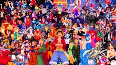 Anime - SPRING Rilis April 2020
