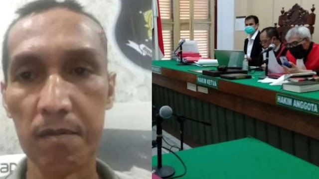 Perobek Alquran di Masjid Raya Medan Divonis 3 Tahun Bui
