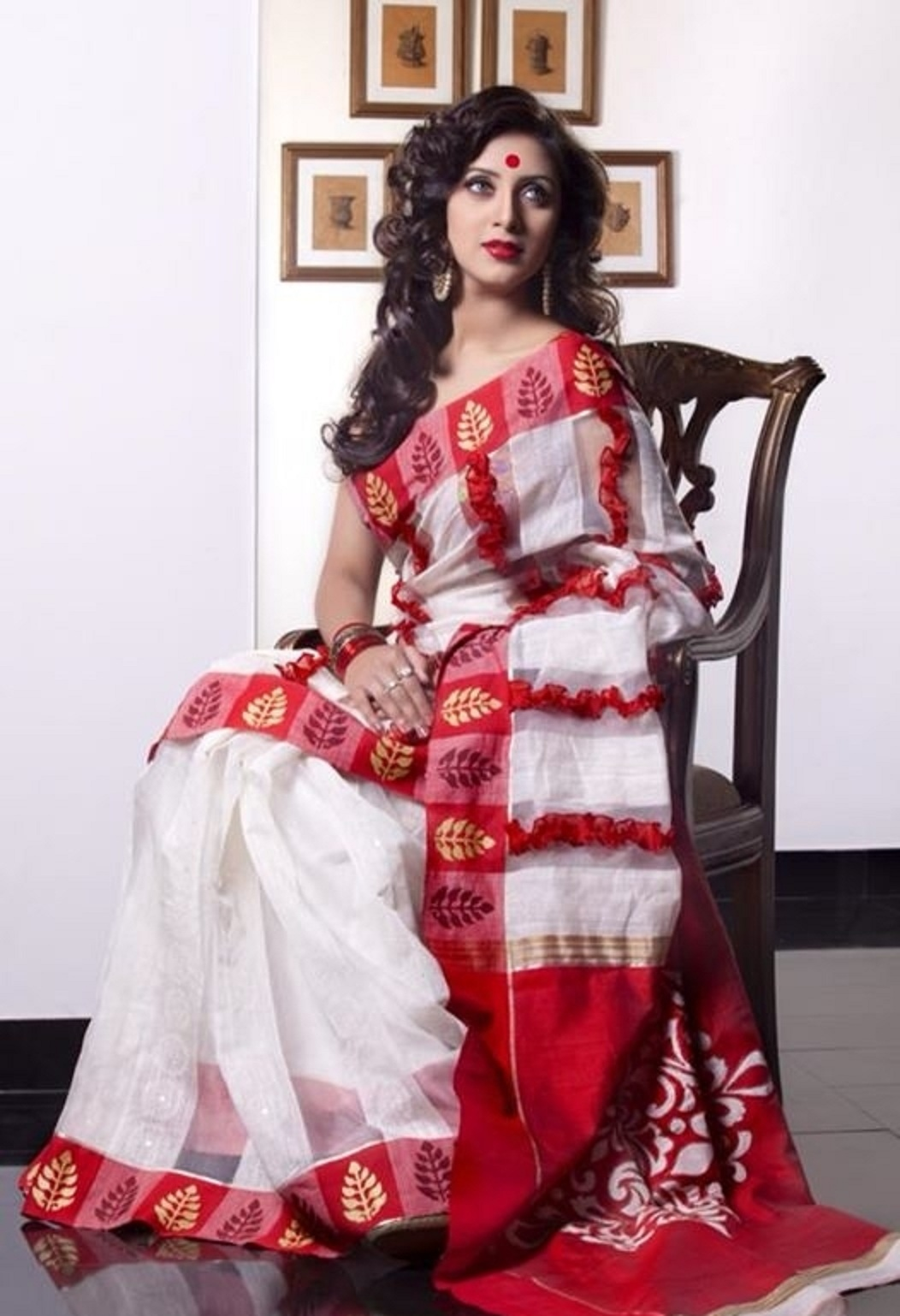 Cool Stylish Girl Hd Wallpaper Bidya Sinha Saha Mim Images Hd Wallpaper All 4u Wallpaper