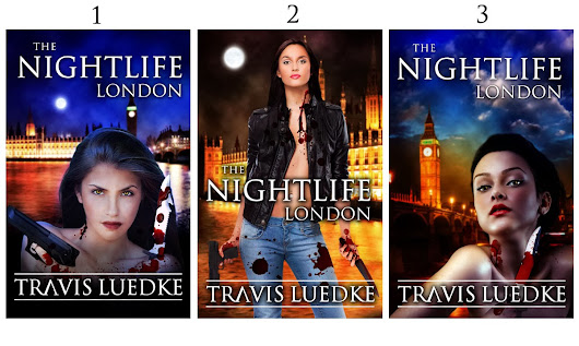 THE NIGHTLIFE LONDON is calling! Cast your vote for the COVER ART! #Vampires #Werewolves #ASMSG