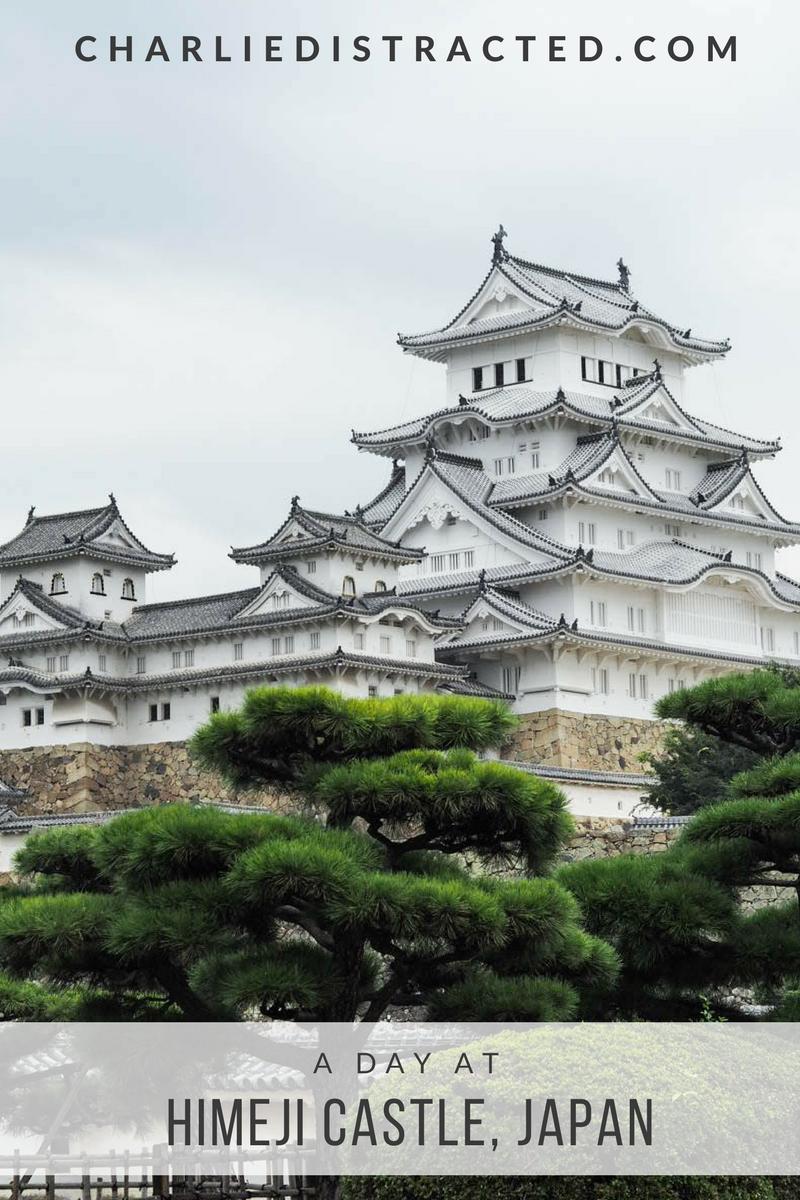 A Day Trip to Himeji Castle, Japan