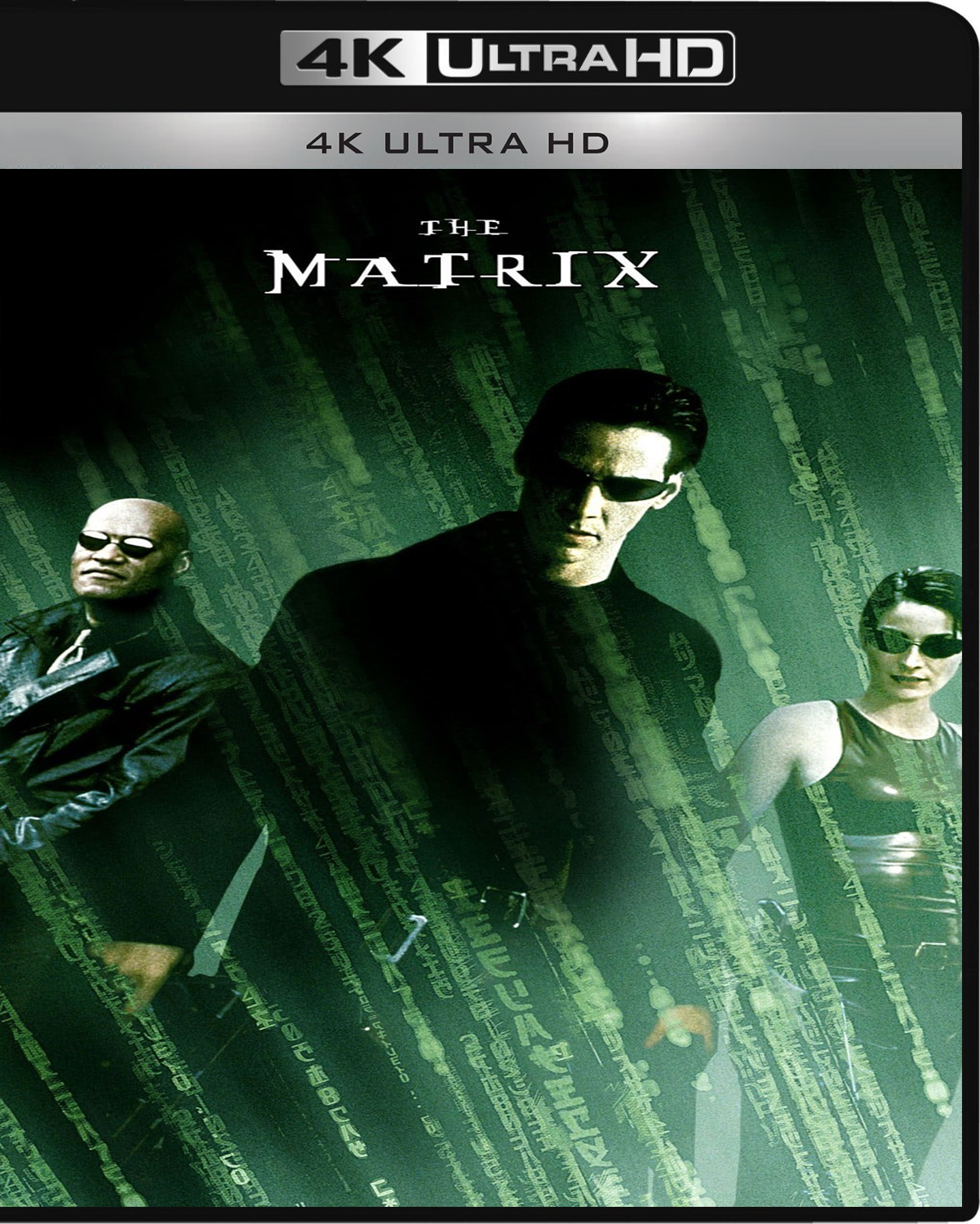 The Matrix [1999] [UHD] [2160p] [Español]