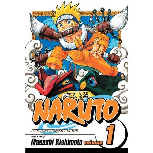 10 อันดับการ์ตูนมังงะที่ต้องหามาอ่านสักครั้งในชีวิต 2. Naruto