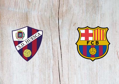 Huesca vs Barcelona -Highlights 03 January 2021