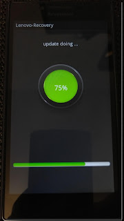 flashing lenovo p70 ota update