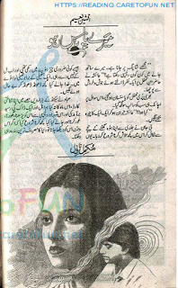 Mere pas raho by Afsheen Naeem Online Reading