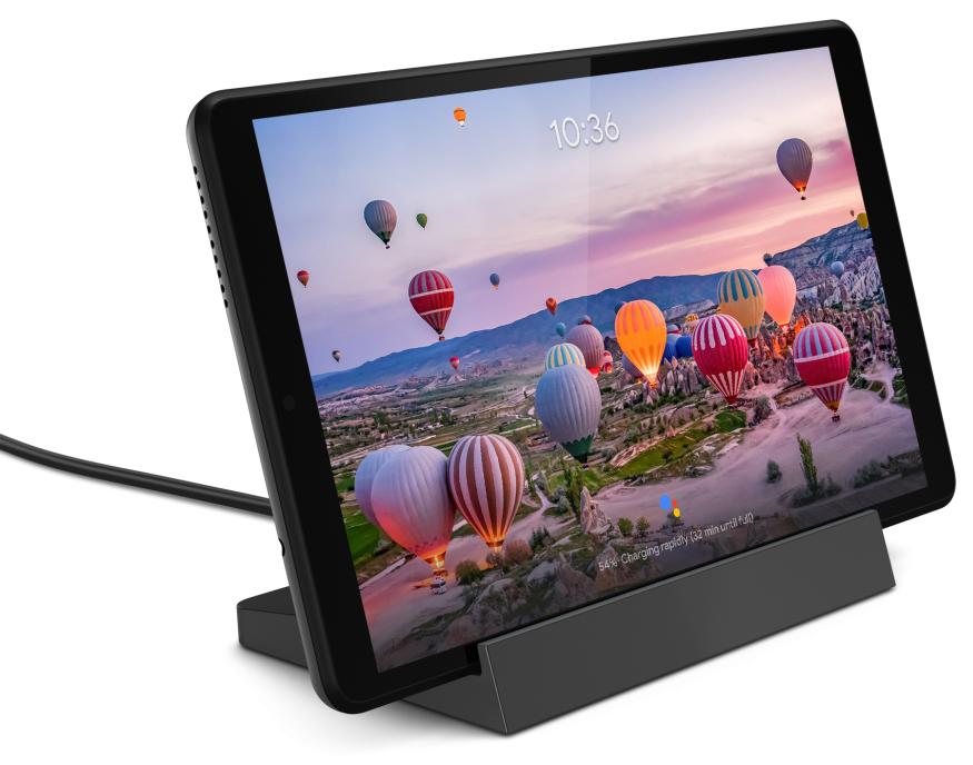 تعلن لينوفو عن أجهزة Smart Tab و Smart Tab M8