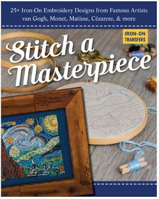 stitch a masterpiece book