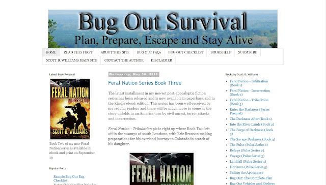 Bug-Out Survival