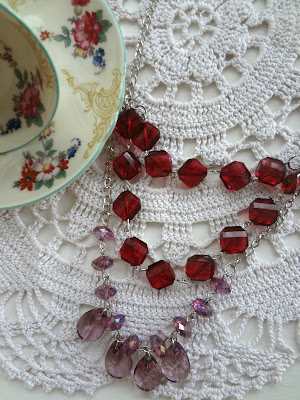 Make vintage jewelry