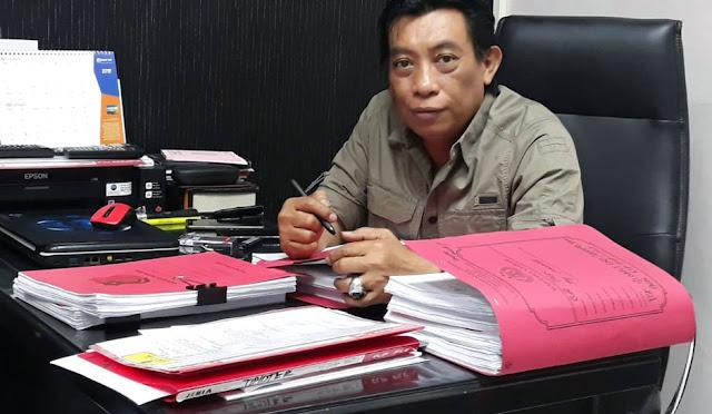 Kasat Reskrim Polres Lumajang, AKP Hasran SH M.Hum