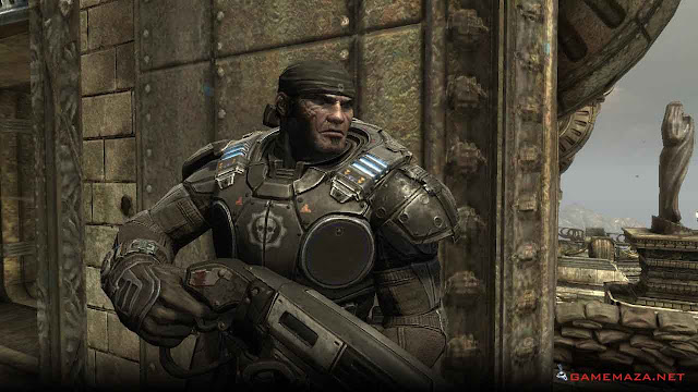 Gears of War 2 Gameplay Screenshot 4