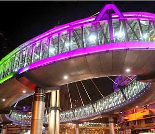 मुंबई का सबसे महंगा स्काई वॉक देखे - See most expensive Sky Walk Mumbai