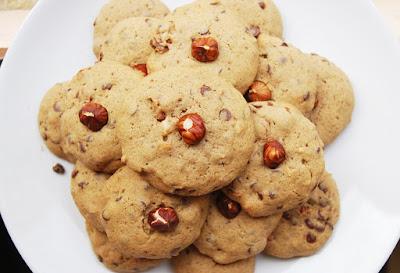 Cookies au sarrasin