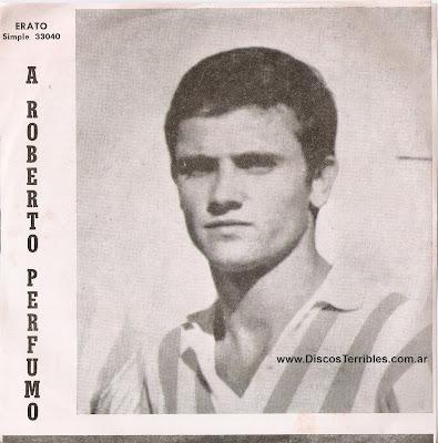 Disco Roberto Perfumo