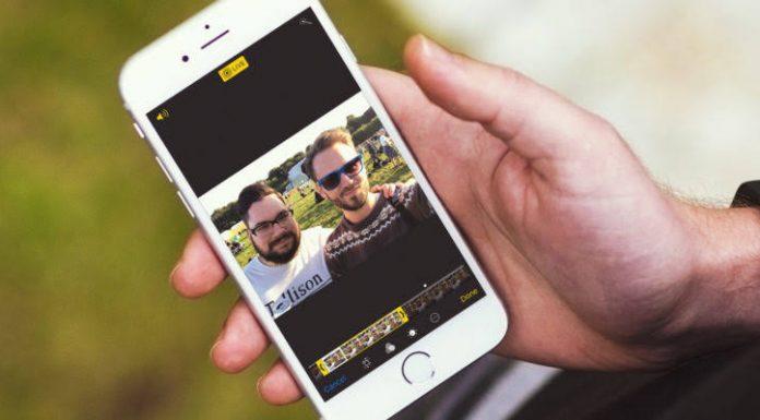 Cara Mengedit Live Photos di Iphone iOS 14