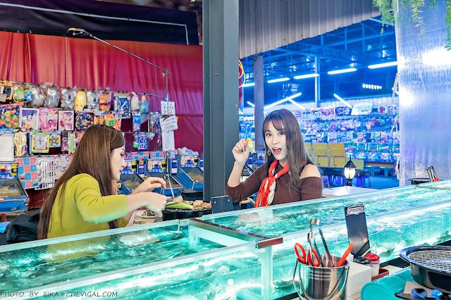 MG 9715 - 熱血採訪│台中第1間泰國流水蝦就在泰夯蝦!全台首創18米玻璃透明LED水道,還有熟食沙拉熱炒海鮮時蔬甜點冰淇淋吃到飽