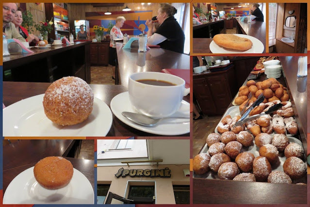 Why Kaunas is worth visiting - Doughnuts at Spurgine