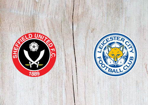 Sheffield United vs Leicester City -Highlights 24 August 2019
