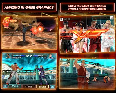 Tekken Card Tournament v3.420 Mod apk-2