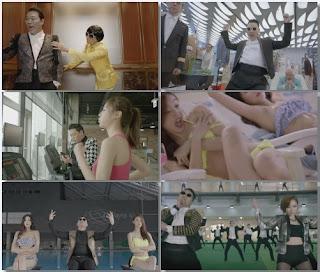 [MV] PSY Gentleman (2013) HD 1080p Free Download